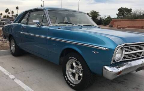 1967 Ford Falcon for sale at Classic Car Deals in Cadillac MI