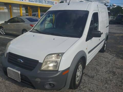 2012 Ford Transit Connect for sale at Autos by Tom in Largo FL