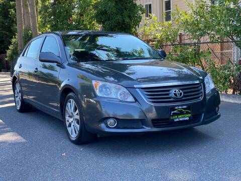 2008 Toyota Avalon for sale at Lux Motors in Tacoma WA