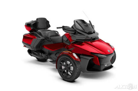 2021 Can-Am SPYDER RT LIMITED SE6 for sale at ROUTE 3A MOTORS INC in North Chelmsford MA