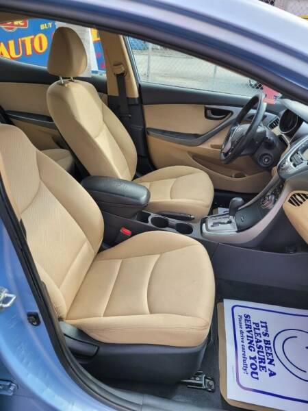 2013 Hyundai Elantra GLS 4dr Sedan 6A - N Little Rock AR