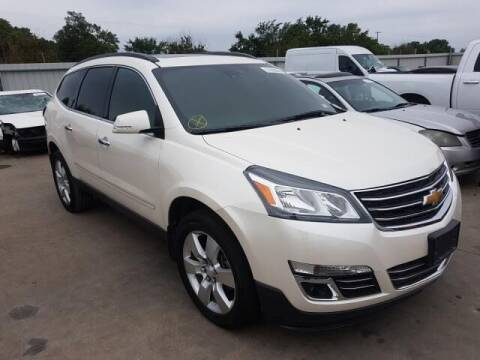 2014 Chevrolet Traverse for sale at Varco Motors LLC - Builders in Denison KS