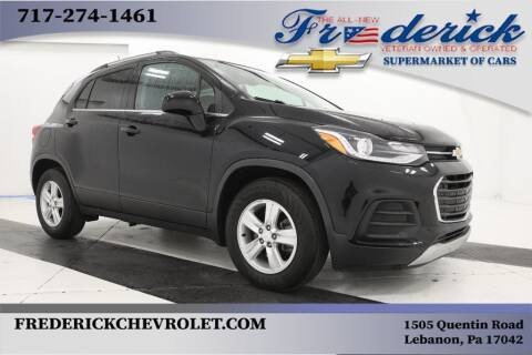 2019 Chevrolet Trax for sale at Lancaster Pre-Owned in Lancaster PA