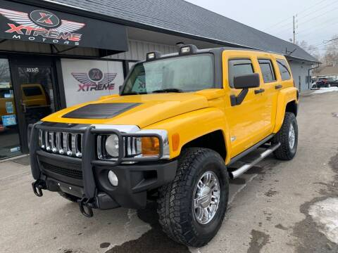 2007 HUMMER H3 for sale at Xtreme Motors Inc. in Indianapolis IN