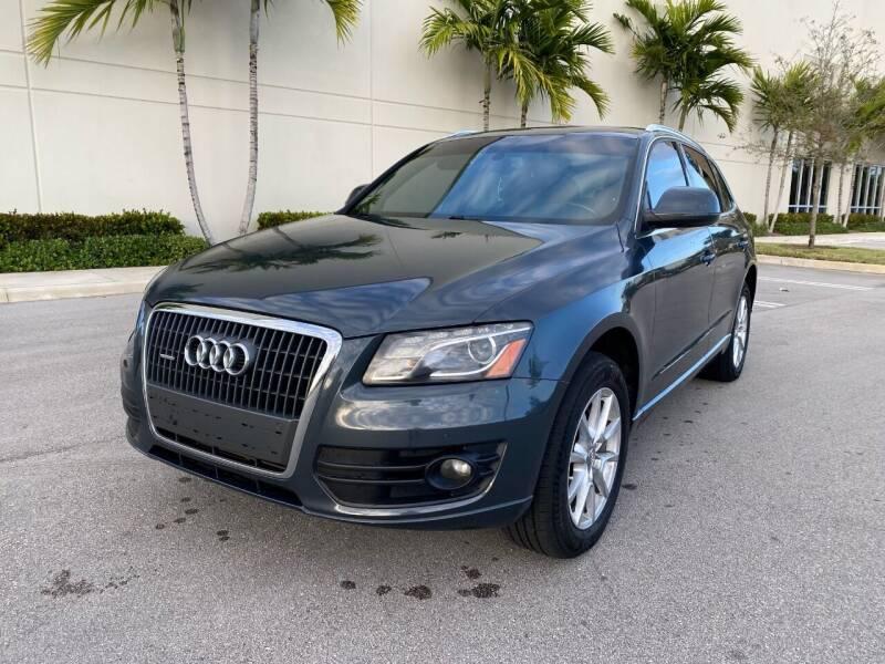 2011 Audi Q5 for sale at Keen Auto Mall in Pompano Beach FL