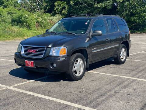 2006 GMC Envoy for sale at Hillcrest Motors in Derry NH