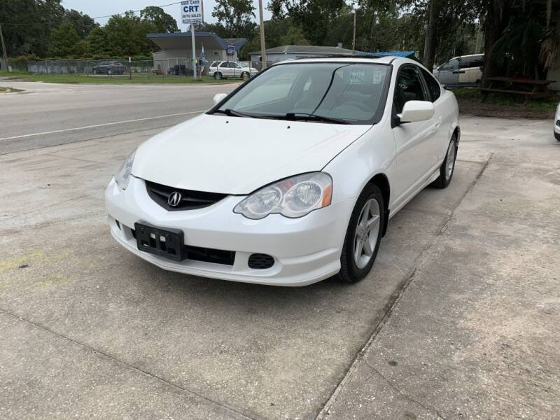 2003 Acura RSX for sale at REDLINE MOTORGROUP INC in Jacksonville FL