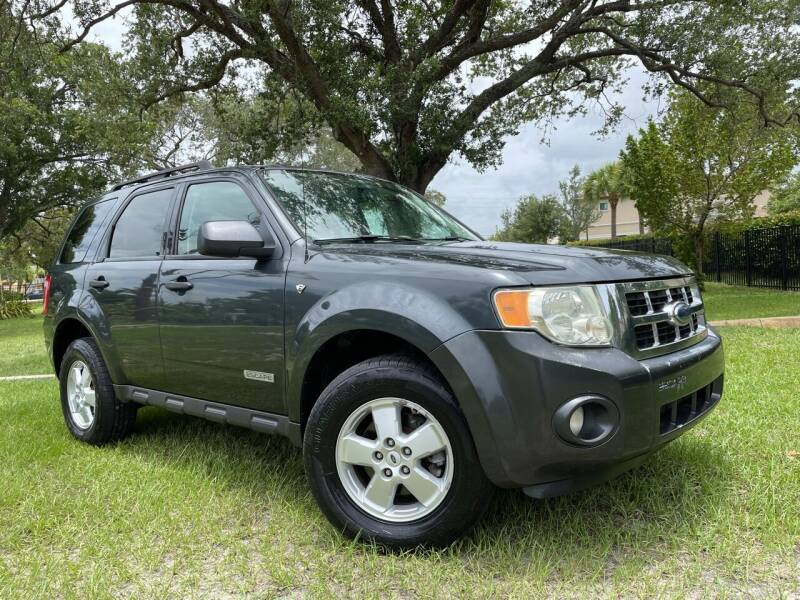 2008 Ford Escape for sale at Kaler Auto Sales in Wilton Manors FL