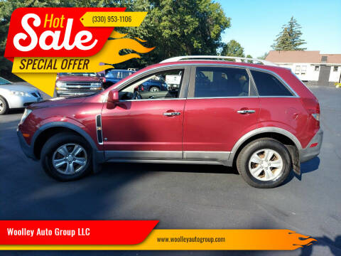2008 Saturn Vue for sale at Woolley Auto Group LLC in Poland OH