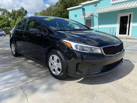 2017 Kia Forte for sale at Palm Bay Motors in Palm Bay FL