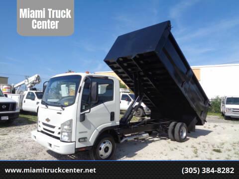 2017 Isuzu NPR-HD for sale at Miami Truck Center in Hialeah FL