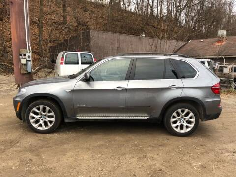 2013 BMW X5 for sale at Compact Cars of Pittsburgh in Pittsburgh PA