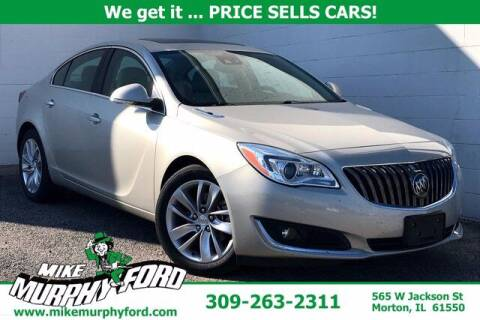 2016 Buick Regal for sale at Mike Murphy Ford in Morton IL