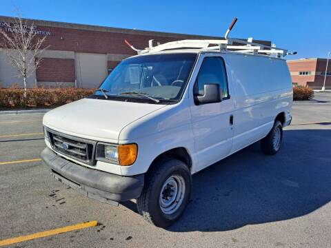 2006 Ford E-Series Cargo for sale at ALL ACCESS AUTO in Murray UT