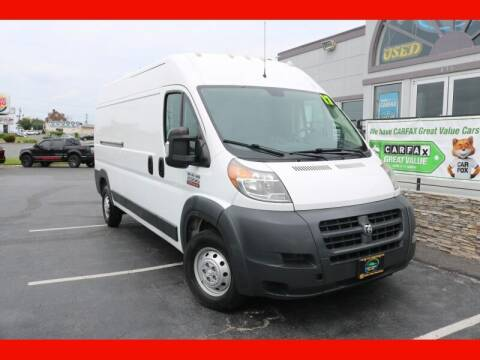 2017 RAM ProMaster Cargo for sale at AUTO POINT USED CARS in Rosedale MD