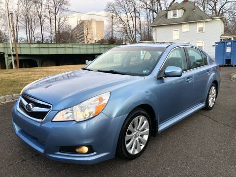 2010 Subaru Legacy for sale at Mula Auto Group in Somerville NJ