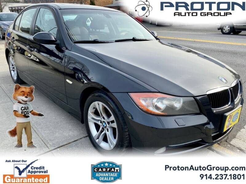 2008 BMW 3 Series for sale at Proton Auto Group in Yonkers NY
