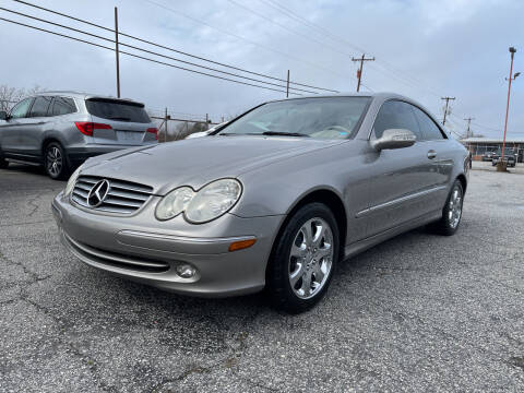 2003 Mercedes-Benz CLK for sale at Signal Imports INC in Spartanburg SC