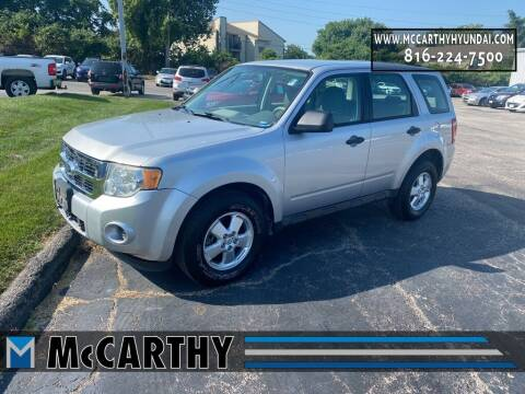 2011 Ford Escape for sale at Mr. KC Cars - McCarthy Hyundai in Blue Springs MO
