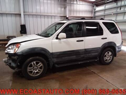 2004 Honda CR-V for sale at East Coast Auto Source Inc. in Bedford VA