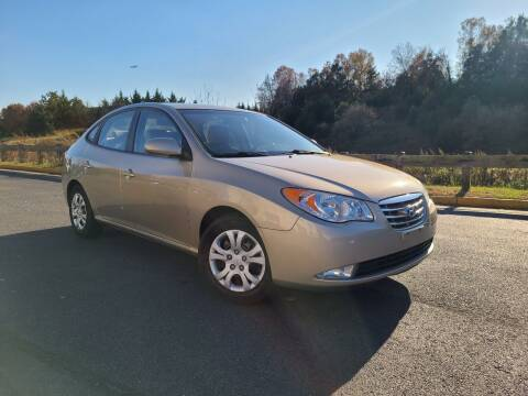 2010 Hyundai Elantra for sale at Lexton Cars in Sterling VA