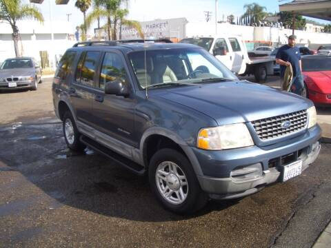 2002 Ford Explorer for sale at Gaynor Imports in Stanton CA