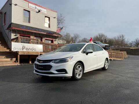 2018 Chevrolet Cruze for sale at DrivePanda.com Joliet in Joliet IL
