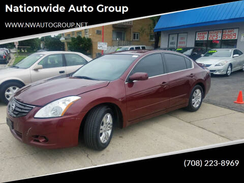 2011 Nissan Altima for sale at Nationwide Auto Group in Melrose Park IL