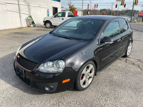 2009 Volkswagen GTI for sale at Diana Rico LLC in Dalton GA