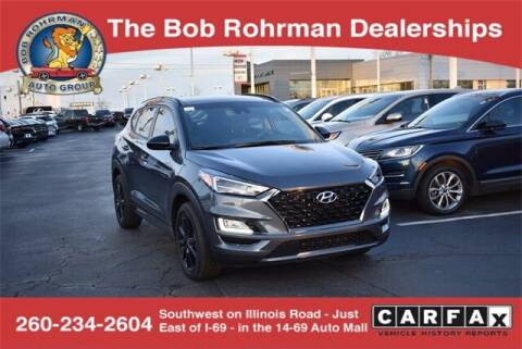 2019 Hyundai Tucson for sale at BOB ROHRMAN FORT WAYNE TOYOTA in Fort Wayne IN