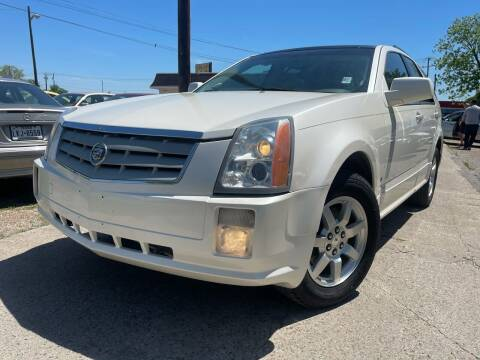 2006 Cadillac SRX for sale at Texas Select Autos LLC in Mckinney TX