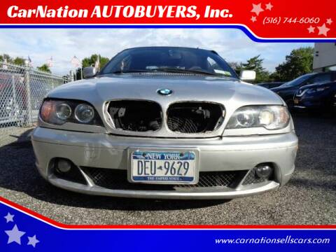 2005 BMW 3 Series for sale at CarNation AUTOBUYERS, Inc. in Rockville Centre NY