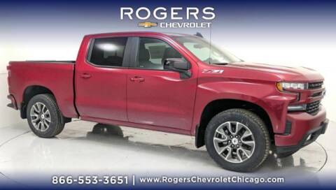 2021 Chevrolet Silverado 1500 for sale at ROGERS  AUTO  GROUP in Chicago IL