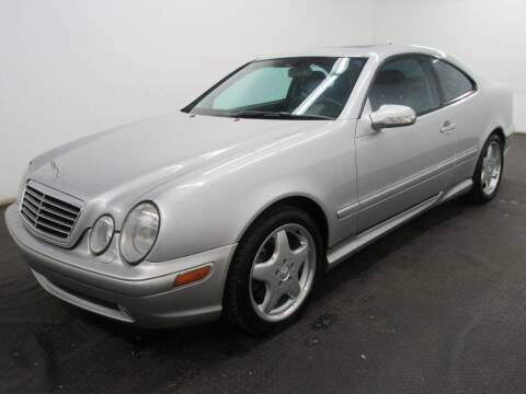 2000 Mercedes-Benz CLK for sale at Automotive Connection in Fairfield OH