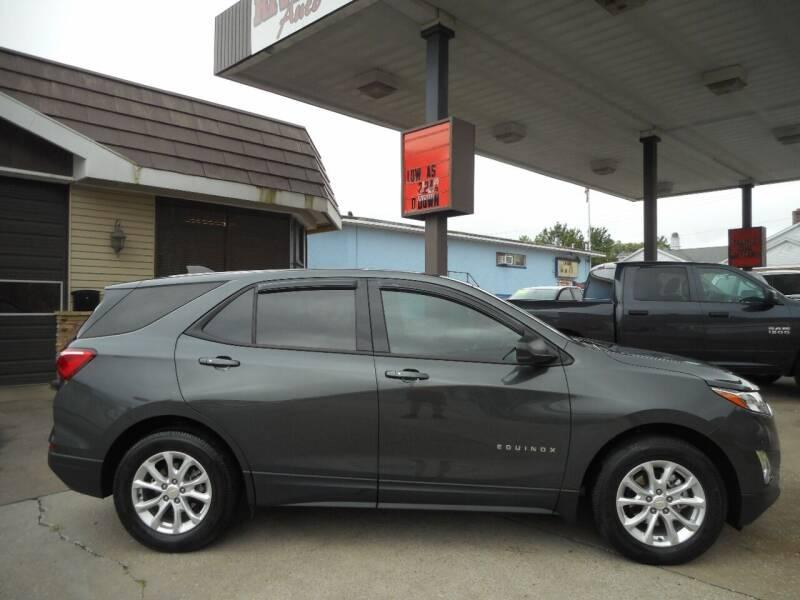 2019 Chevrolet Equinox for sale at River City Auto Center LLC in Chester IL