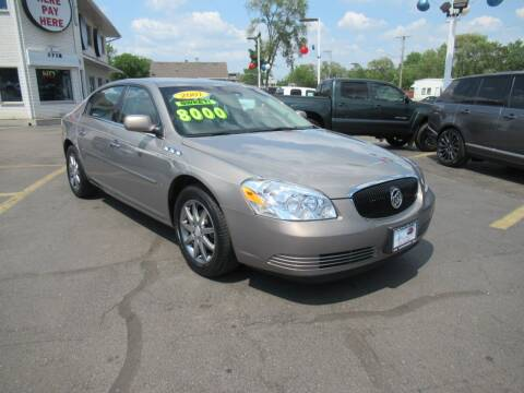 2007 Buick Lucerne for sale at Auto Land Inc in Crest Hill IL