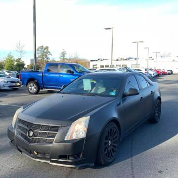 2008 Cadillac CTS for sale at CRS 1 LLC in Lakewood NJ