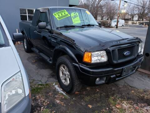 2004 Ford Ranger for sale at Devaney Auto Sales & Service in East Providence RI