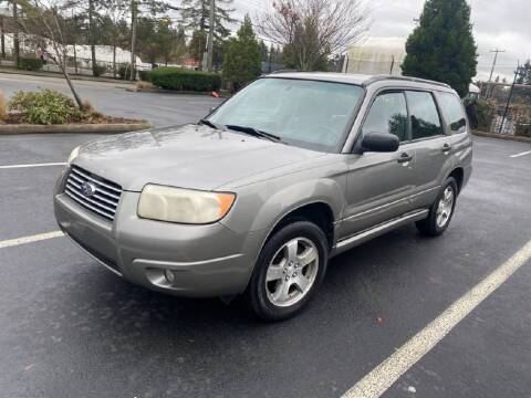 2006 Subaru Forester for sale at Washington Auto Loan House in Seattle WA
