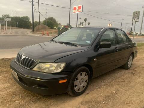 2003 Mitsubishi Lancer for sale at C.J. AUTO SALES llc. in San Antonio TX