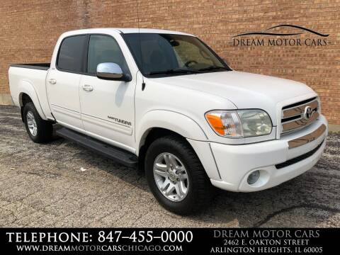 2006 Toyota Tundra for sale at Dream Motor Cars in Arlington Heights IL