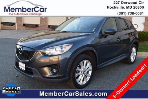 2014 Mazda CX-5 for sale at MemberCar in Rockville MD