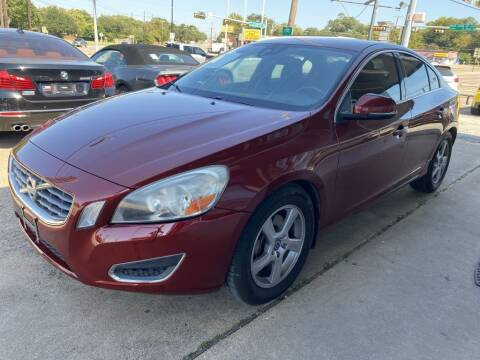 2012 Volvo S60 for sale at Pary's Auto Sales in Garland TX