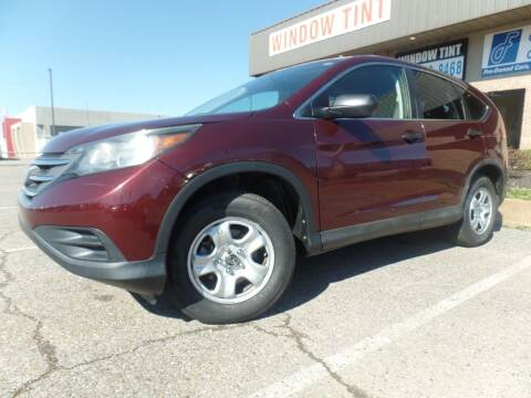 2013 Honda CR-V for sale at Flywheel Motors, llc. in Olive Branch MS