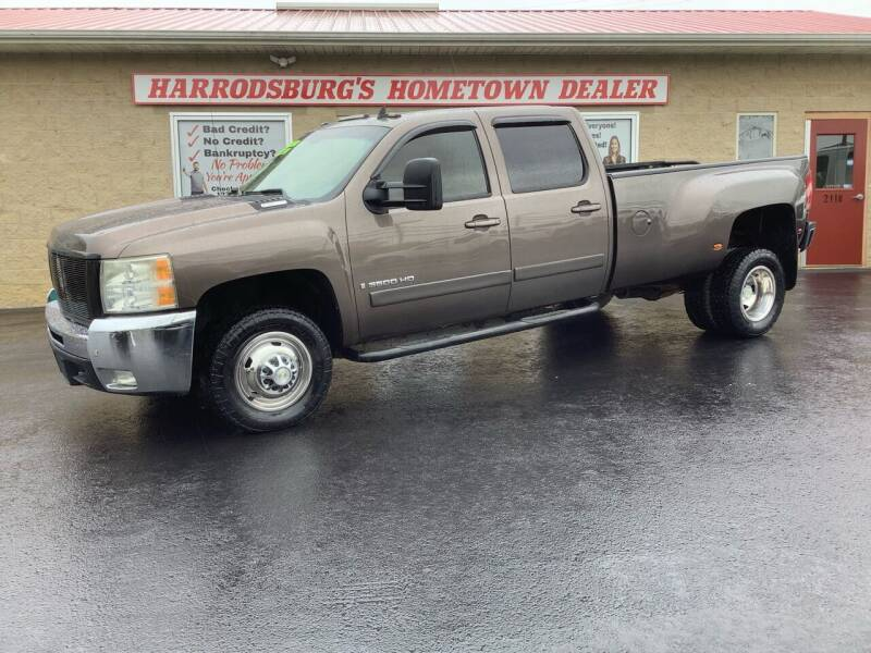 2008 Chevrolet Silverado 3500HD for sale at Auto Martt, LLC in Harrodsburg KY