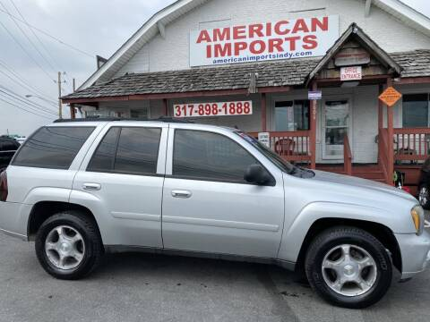 2009 Chevrolet TrailBlazer for sale at American Imports INC in Indianapolis IN