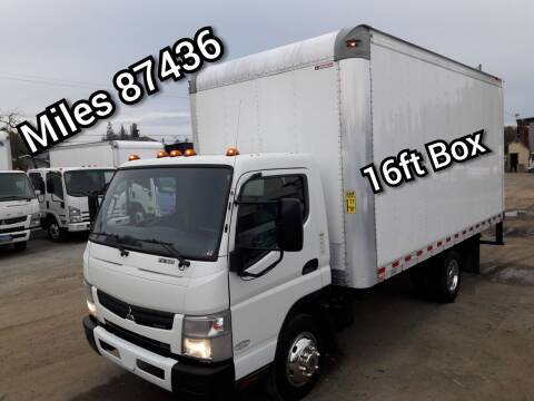 2015 Mitsubishi Fuso for sale at DOABA Motors in San Jose CA