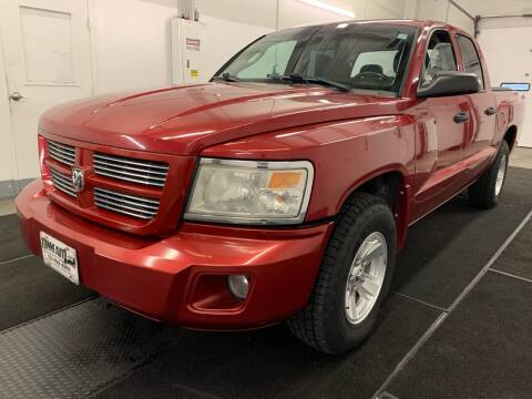 2008 Dodge Dakota for sale at TOWNE AUTO BROKERS in Virginia Beach VA