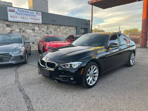 2018 BMW 3 Series for sale at American Automotive , LLC in Tucson AZ