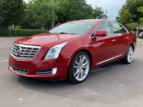 2014 Cadillac XTS for sale at LUXURY AUTO MALL in Tampa FL